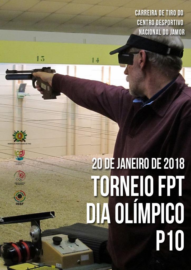 Torneio Dia Olímpico FPT P10 2018