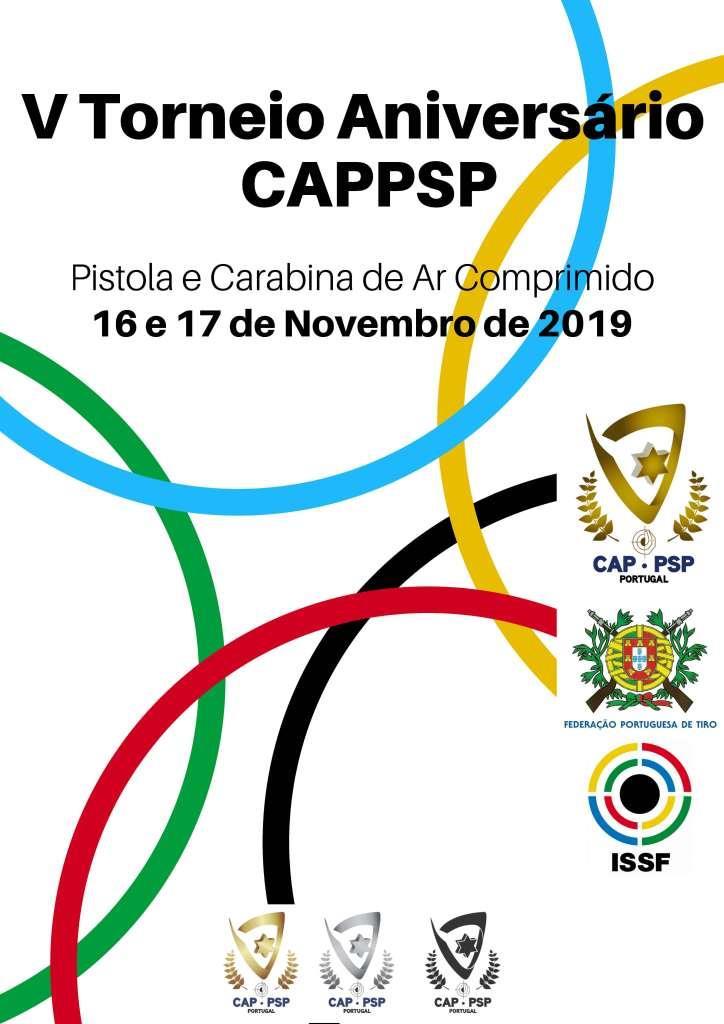 V Torneio Aniversário CAPPSP 2019
