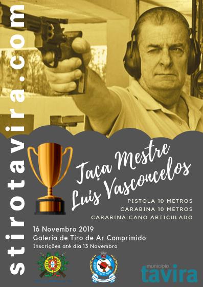 Taça Mestre Luis Vasconcelos 2019