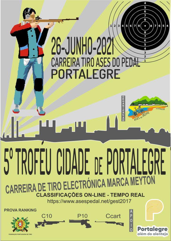 Troféu Cidade de Portalegre 2021